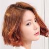 女生烫发发型图片 为你发型增添