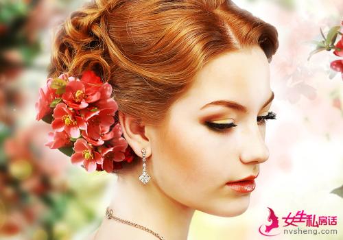 新娘子挑选耳环的技巧 挑对美翻天