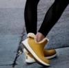 明星潮人都在穿的雪地靴款式