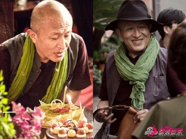 宗萨蒋扬钦哲仁波切同时也是一名导演