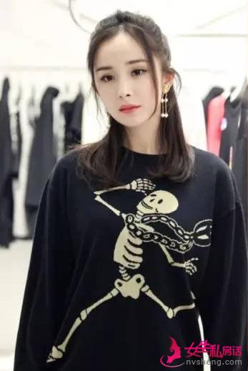2018最瘦脸的刘海,get杨幂同款!
