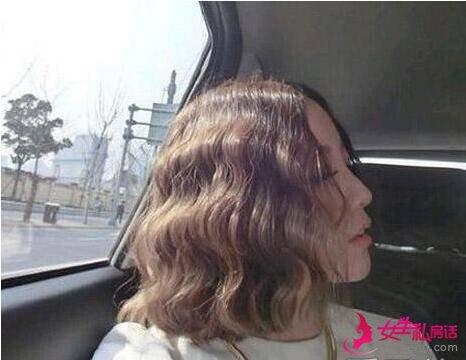 矮个子的女生更适合短发哦