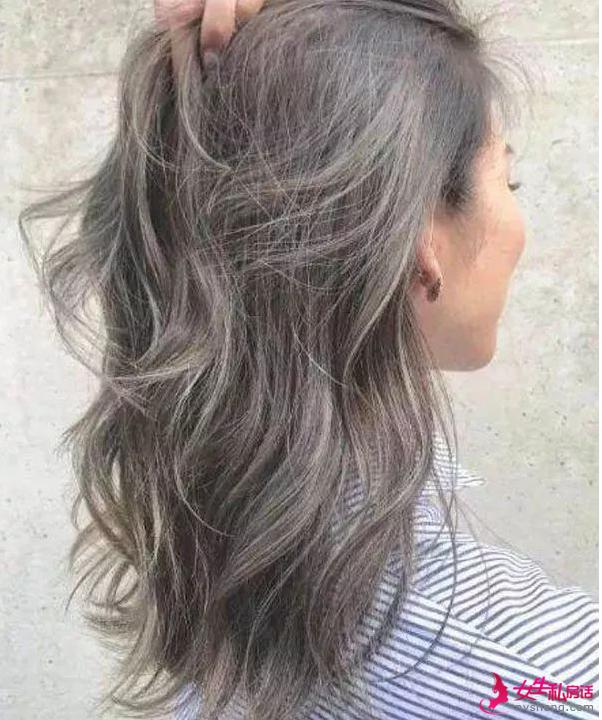 2018最流行的染发颜色集合