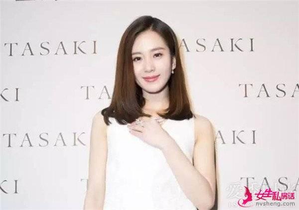 刘诗诗告诉你:短发造型也可以很百搭!