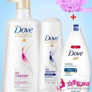 多芬洗发水怎么样,如何选择多芬洗发水?