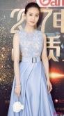 刘诗诗穿礼服也是美美哒,一如既往,简单恬静的风格