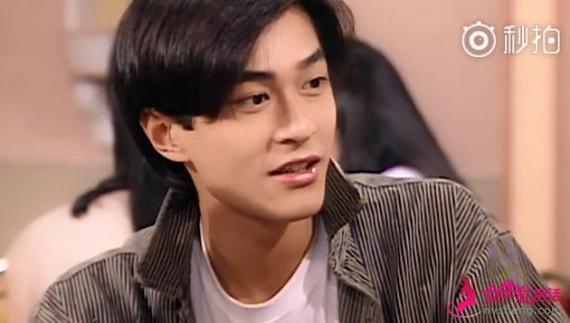 古天乐24岁牛奶肌美颜俊俏无死角 网友:杨洋?