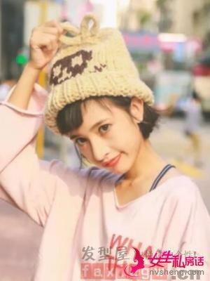 可爱迷人的少女发型 每天都是甜美小日常