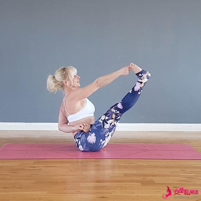 冬天怎样保持不长胖?这套减肥瑜伽序列坚持练!!