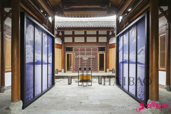 阿玛尼 (Armani) 「黑钥匙」至臻奂颜面霜于中国地区全新上市