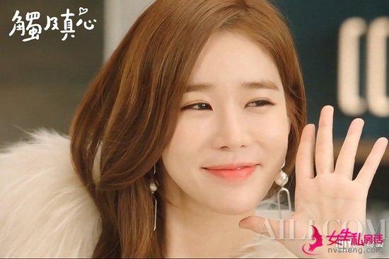 《触及真心》女主角刘仁娜