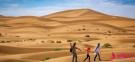 亲子沙漠初体验丨陪伴4-14岁孩子