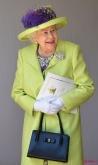 伊丽莎白女王的时尚风格(组图)