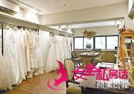 初朵hanah bridal主打日本、台�郴榧�品牌,店主Macie�J�榛槎Y形式影�婚��x�瘛�