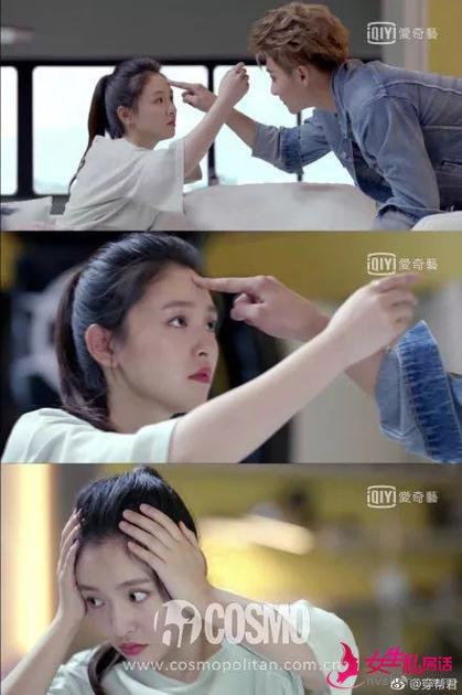#请黄子韬对同组女演员温柔一点#