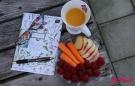 美研究发现坚持写饮食日记有助于减轻体重