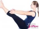 三个减肥瑜伽动作 坚持练习就可以变瘦