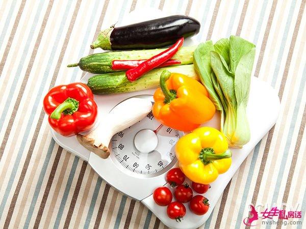 减肥食谱 吃出火辣的身材