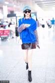 卫衣+半裙=早秋最火混搭套路,时髦又有女人味!!