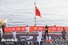 《我和我的祖国》青岛路演登陆军舰收获部队好评
