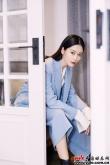 王媛可入围中国电视好演员 新戏现代造型惹眼
